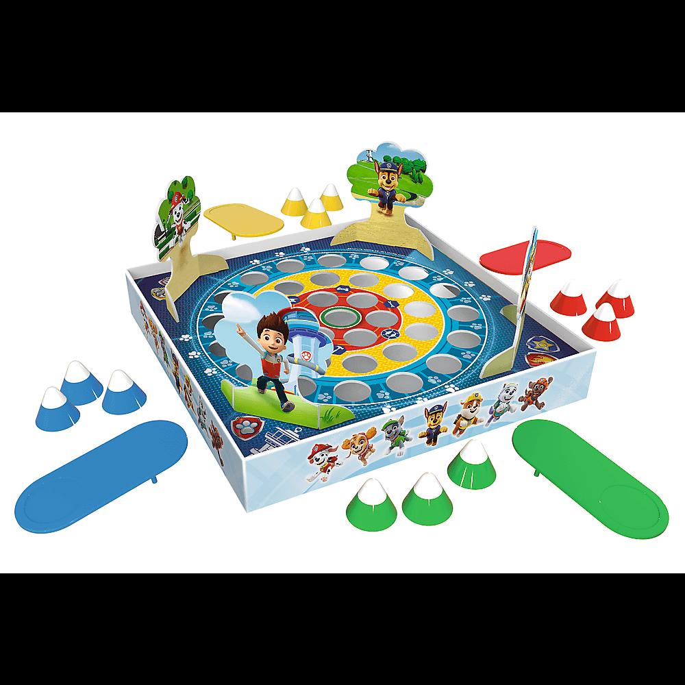 Skoczki Psi Patrol- zręcznościowa gra dla całej rodziny.