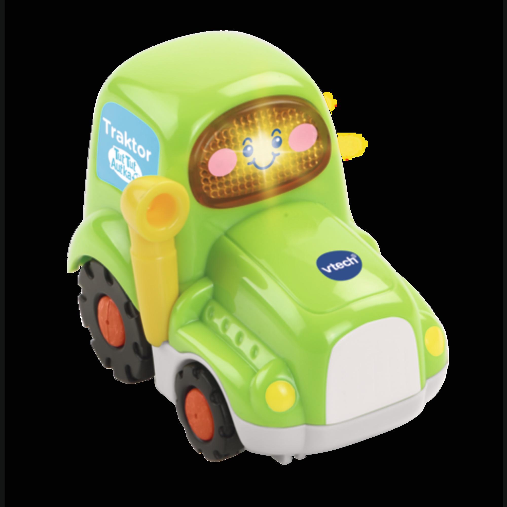 Vtech Tut Tut Autko Traktor