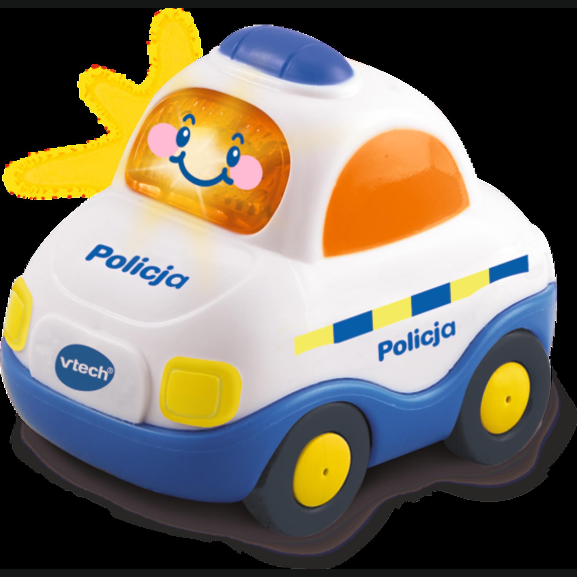 Tut Tut Autko Policja