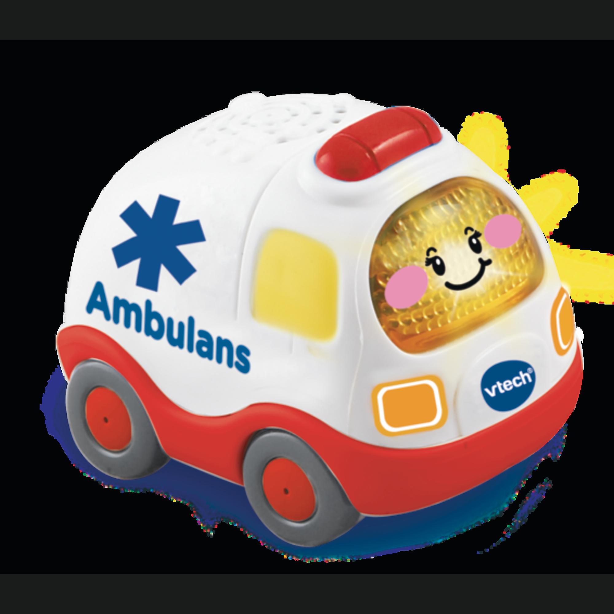 Vtech Tut Tut Autko Ambulans