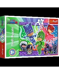 Super ekipa - puzzle 30 od Trefl