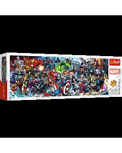 Dołącz do Uniwersum Marvela - puzzle 1000 od Trefl