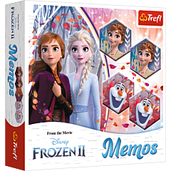 Memos Frozen 2 - gra memo dla dzieci od Trefl
