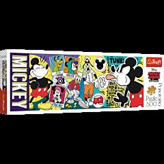 Legendarna Myszka Mickey Puzzle Trefl Zdjęcie 1