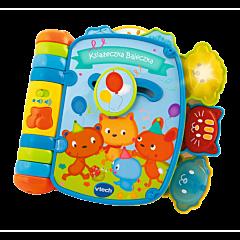 VTech - Książeczka Bajeczka - zabawka elektroniczna dla dzieci od VTech