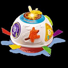 VTech - Edukacyjna Hula-Kula - zabawka elektroniczna dla niemowlaków