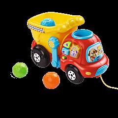 VTech - Wywrotka Małego Budowniczego - zabawka elektroniczna dla dzieci od Trefl