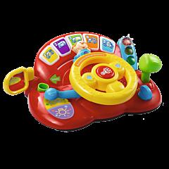 VTech - Kierownica Małego Rajdowca - zabawka elektroniczna dla dzieci