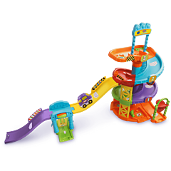 VTech - Wieża Parkingowa ZESTAW - zabawka elektroniczna dla dzieci od VTech