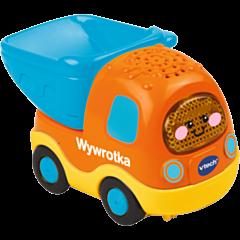 VTech - Autko Wywrotka - zabawka elektroniczna dla dzieci od VTech