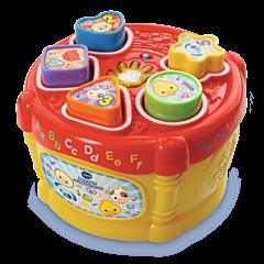 Bam bam w kształty gram - zabawka elektroniczna dla dzieci VTech