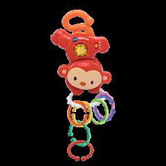 Grzechotka Małpie Figle
