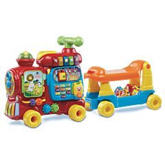 VTech - Pociąg Podróżnika - zabawki elektroniczne dla dzieci od VTech