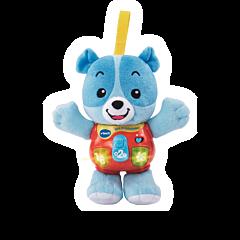 Miś Przytulanka Niebieski - zabawka interaktywna dla dzieci od VTech - zdjęcie 1
