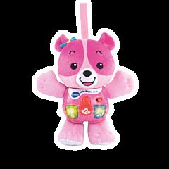 Miś Przytulanka Różowy - interaktywna zabawka dla dzieci od VTech - zdjęcie 1