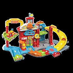 VTech - Remiza Strażacka - zabawki elektroniczne dla dzieci