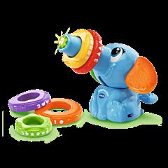 VTech - Kichający Słonik Kulfonik - zabawka elektroniczna dla dzieci