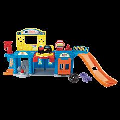 Warsztat Samochodowy - interaktywna zabawka z serii Tut Tut Autka marki VTech
