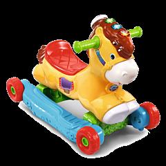 VTech Konik Bujaczek - zabawka dla dzieci 1+