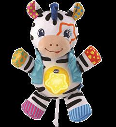 Przebojowa Zebra - zabawka elektroniczna VTech