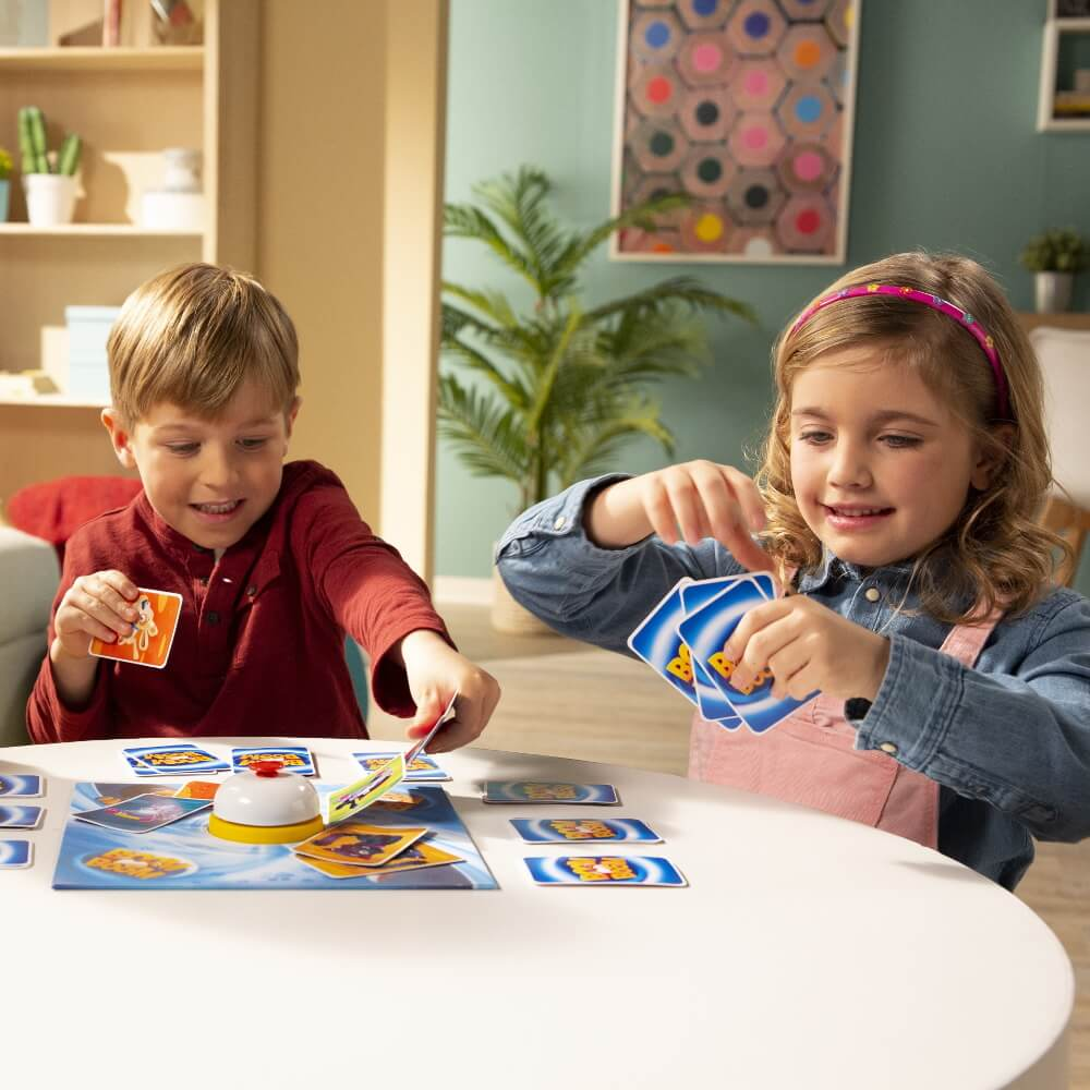 Dzieci uwielbiają grać w Boom Boom Psiaki i Kociaki