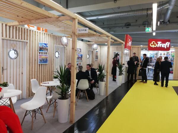 Trefl na targach Spielwarenmesse 2020 w Norymberdze