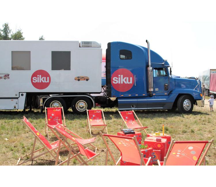 Siku Truck Tour - szukajcie nas na eventach w całej Polsce