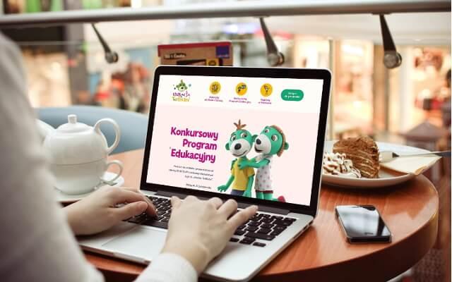 edukacjaztreflikami.pl - nowa platforma edukacyjna dla rodziców i przedszkoli