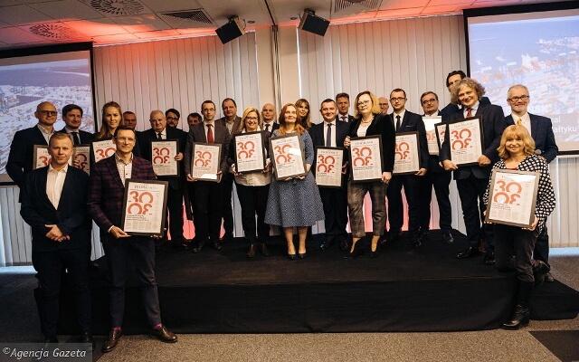 """Trefl wśród 30 firm nagrodzonych przez redakcję """"Gazety Wyborczej Trójmiasto"""""""